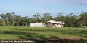 Living off the Water Grid in rural Queensland